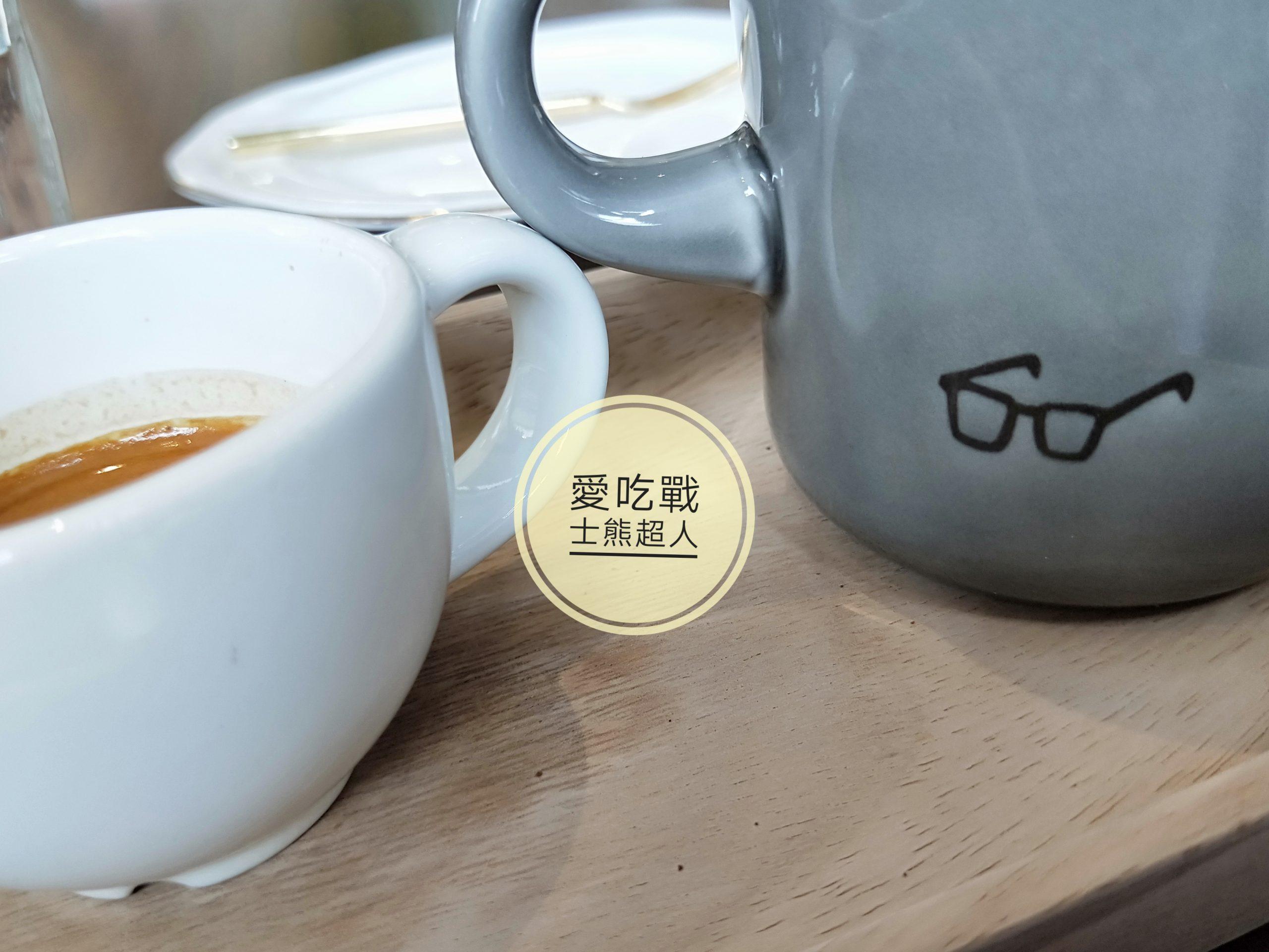 Hitomi喜徳盛眼鏡eye+coffee