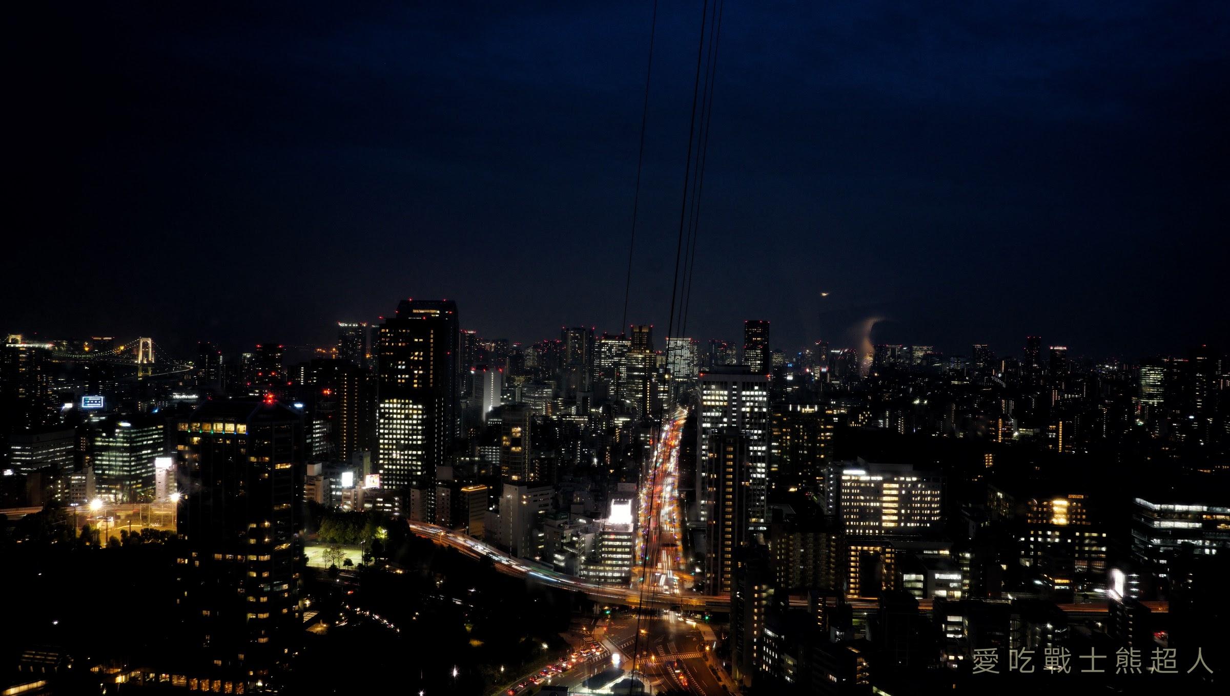 東京鐵塔夜景