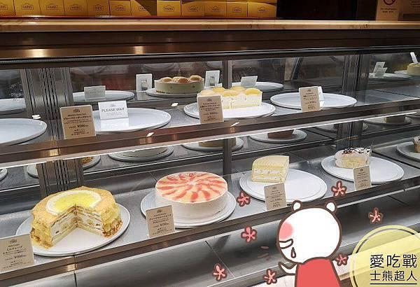 HARBS蛋糕
